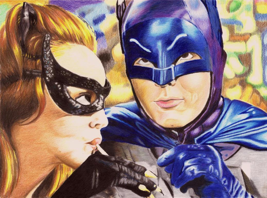 Batman '66 - Shake scene by Andrzej5056