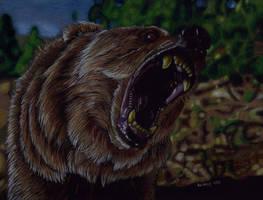 Misio - Hear Me Roar by Andrzej5056