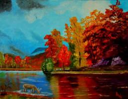 Seasons by lakeside21
