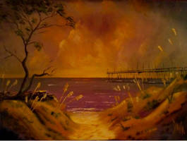 Carolina Rising by lakeside21