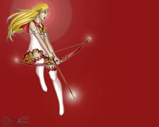 celestial sailor fireangel by GloryAngel