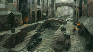 First Fable III Concept Art