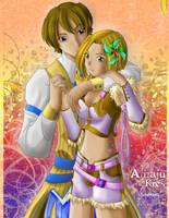 :: Amaju y Kres :: by Russembell