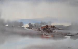 Waterscene 2 by Bragerygg