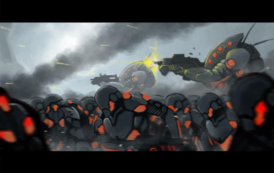 War Glory by LasloLF
