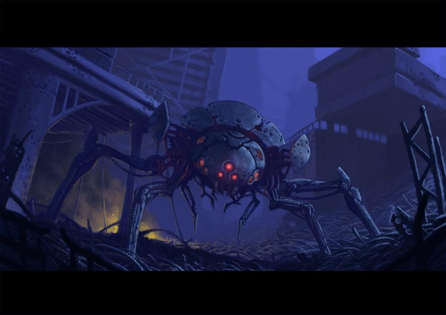 Bug-Bot by LasloLF
