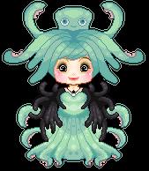 Octipussy Girl by NuriiiYuna