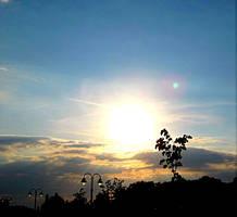 City sunset 2 by laki111