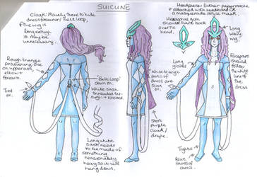 Suicune Costume Ideas by kaysuke