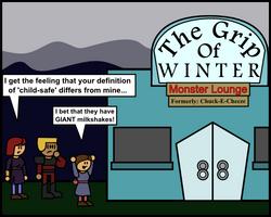 Theme Piece: Grip of Winter