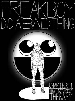 Freakboy: Chapter 1 Cover