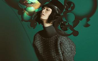 Donna col cappello by ChaozAngel