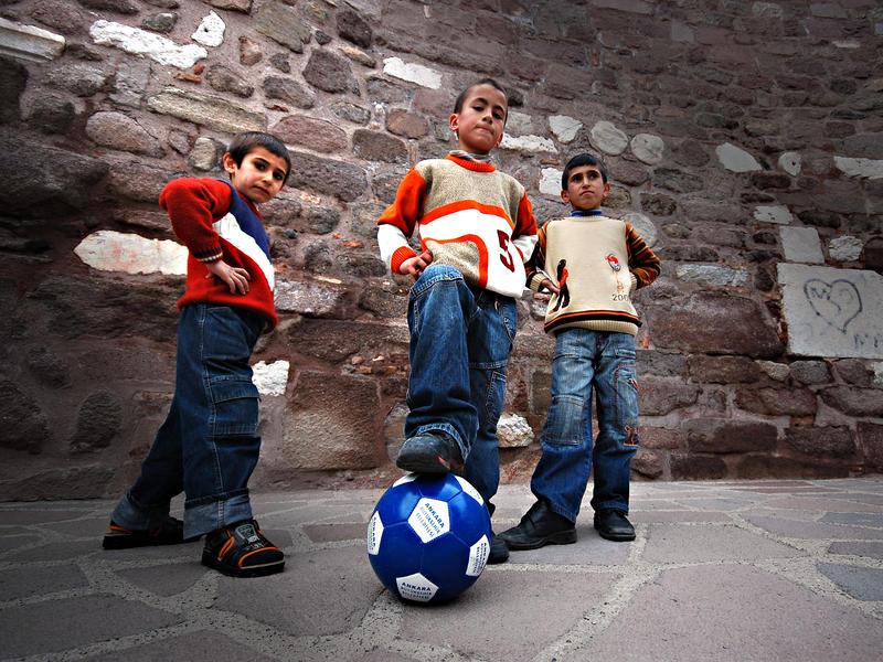 Kings of Soccer by ganara
