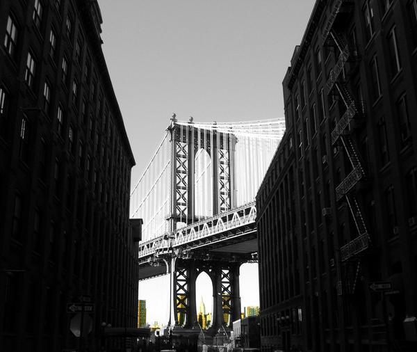 Manhattan Focus by Jorlin