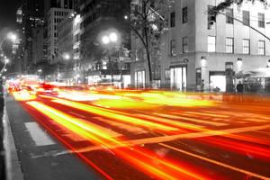 NY Night Lights 2 by Jorlin