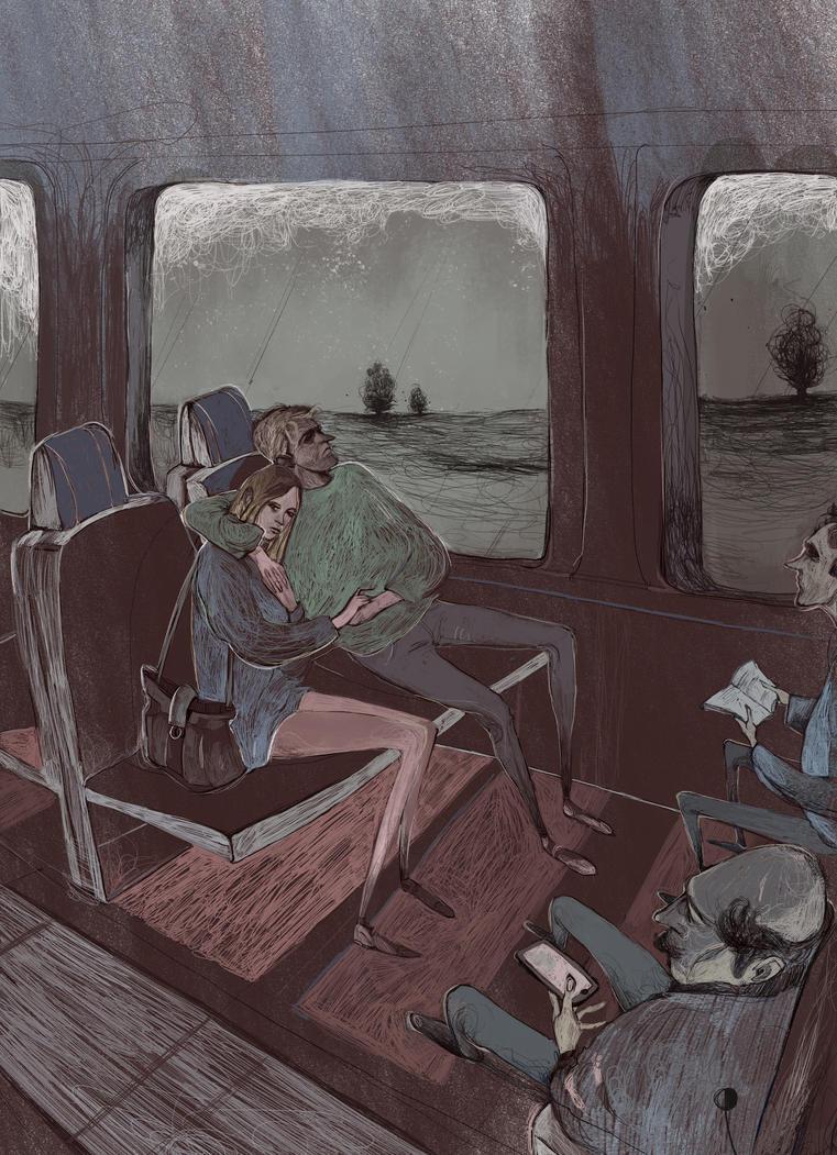 Train by DanieleRaineriArt