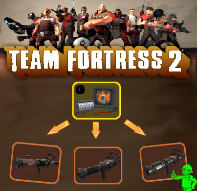 tf2 how to get a strange skin