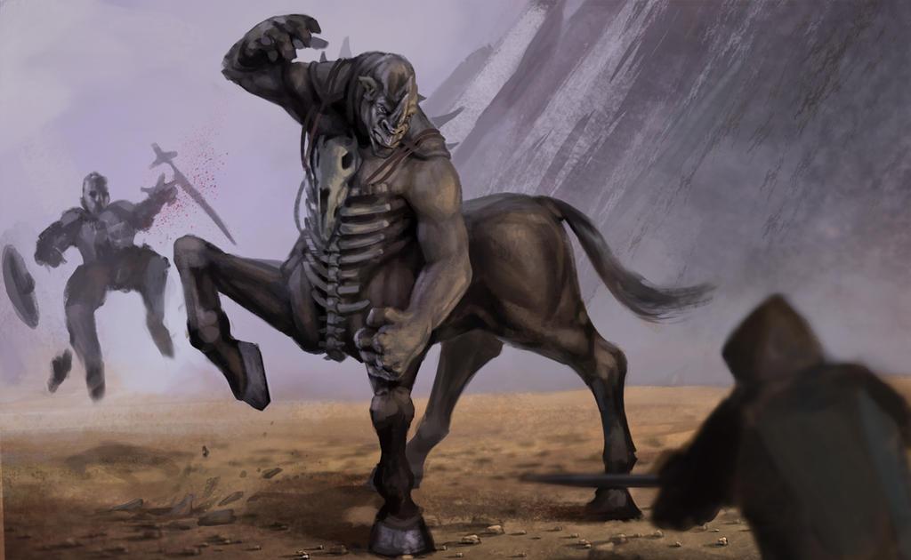 Rinotaur by David De Leon Luis by Daviddleonluis