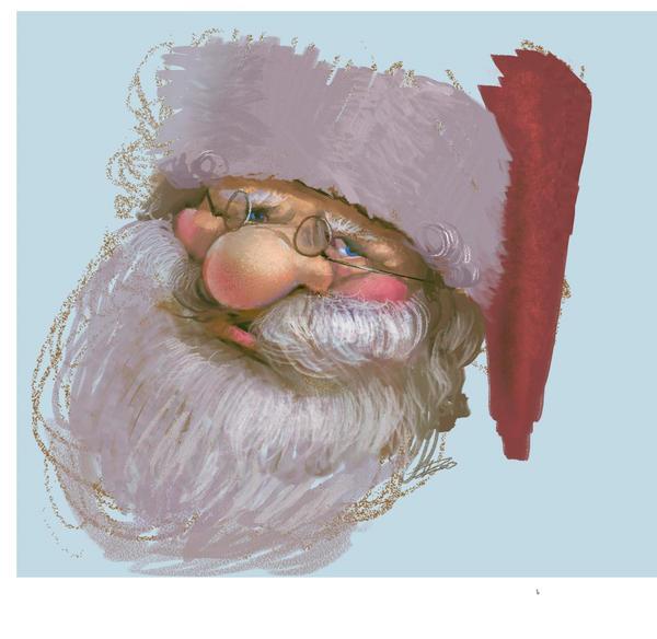 Ho Ho Ho Merry Christmas, warm up. by Daviddleonluis
