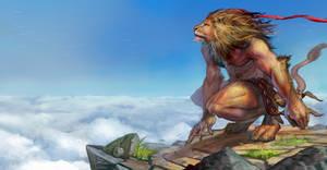 MonkeyLion and the wind, MK7
