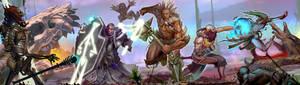 Diablo III - Reaper of Souls,  TendernessThreesome