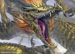 Chinese Dragon / Summoner
