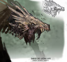 Zombie Dragon. Any name? B. The winner. Hope you l by Daviddleonluis