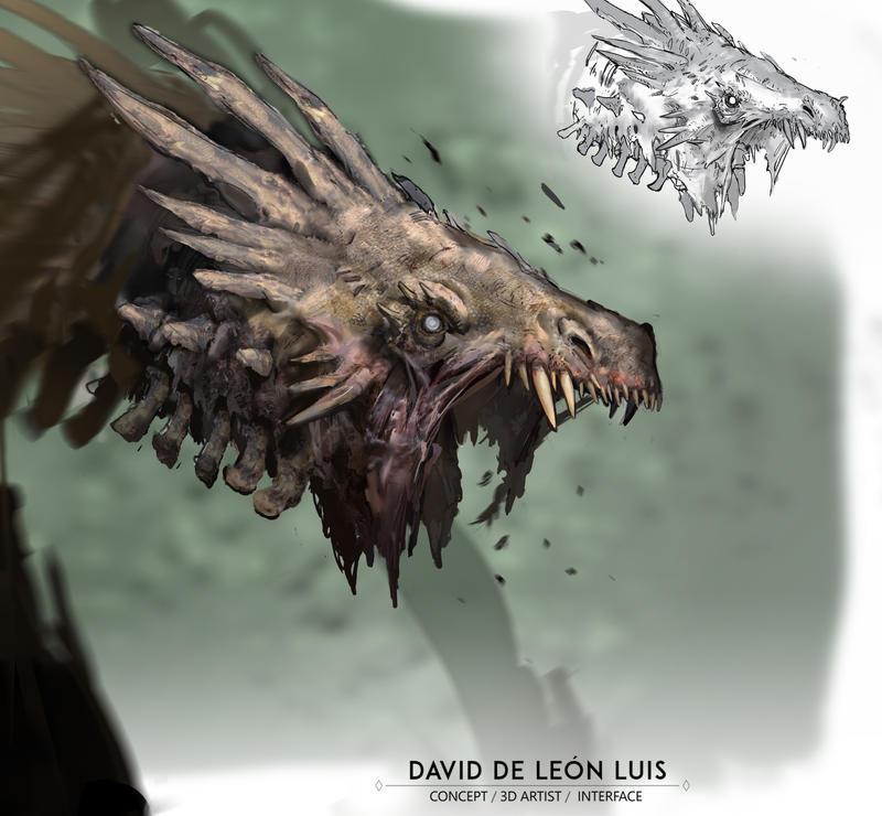 Zombie Dragon. Any name? B. The winner. Hope you l