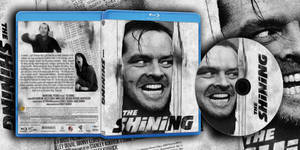 The Shining BluRay Cover by KellevraS