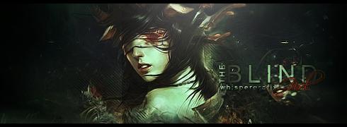 BLIND GIRL by whisper1375