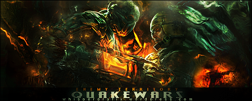 QUAKEWARS by whisper1375