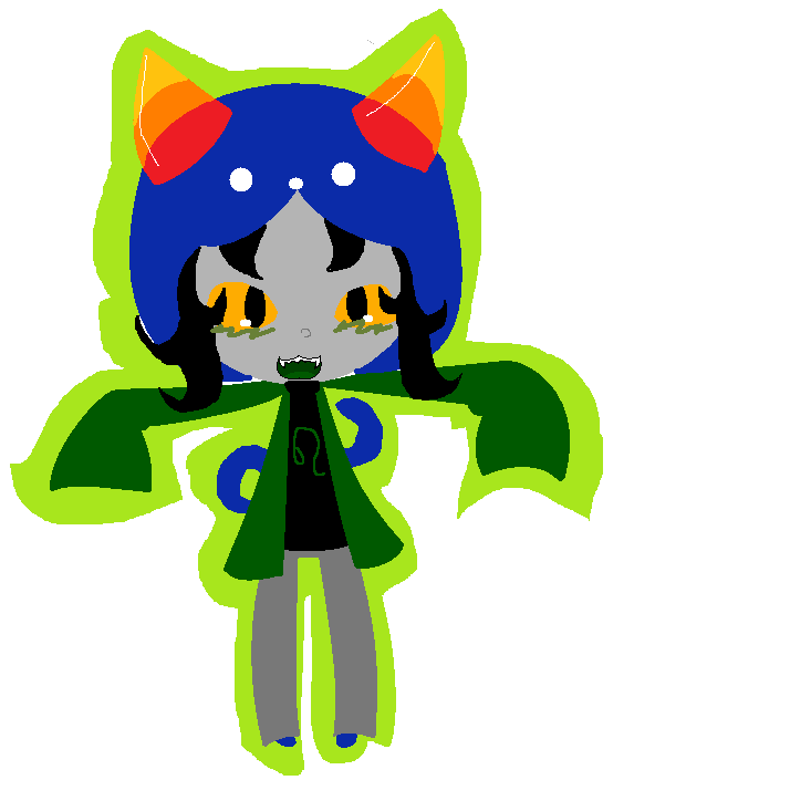 A Nepeta for you by KikiTheKitty