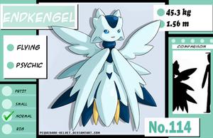 114: ENDKENGEL by PEQUEDARK-VELVET