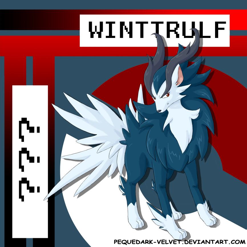 WINTTRULF by PEQUEDARK-VELVET