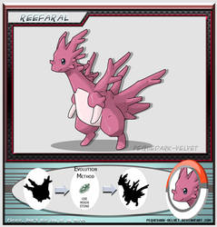 Alternative Evo:  REEFARAL by PEQUEDARK-VELVET