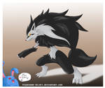 .:HERE IS THE WOLF:. XD