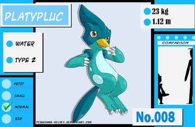 008: PLATYPLUC