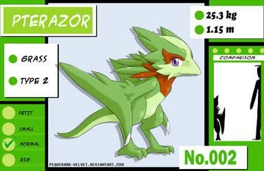 002: PTERAZOR