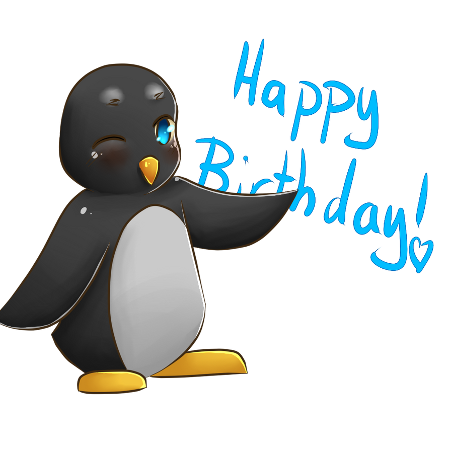 Happy (early) birthday! by Busring on deviantART I Love You Penguin Xoloitzcuintli For Sale In California