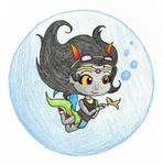 Little Fish Girl