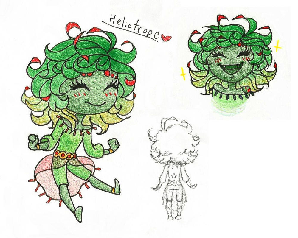 Meet Heliotrope! by Smirkat