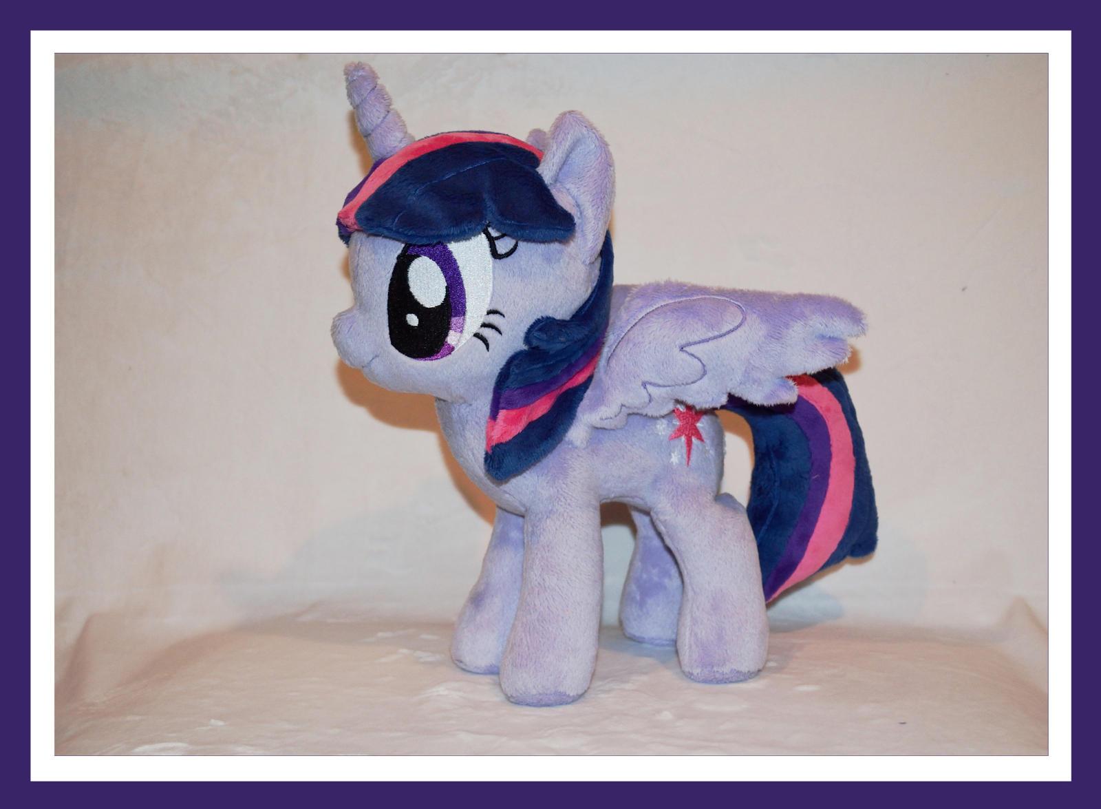 MLP: Twilight Sparkle Plushie