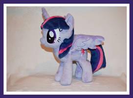 MLP: Twilight Sparkle Plushie by MLPPlushies