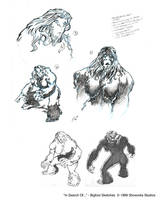 In Search of... Bigfoot! (1999) by AllanAlegado