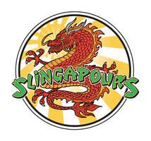 Slingapours Logo (2001) by AllanAlegado