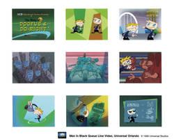 MiB Screenshots (1999) by AllanAlegado