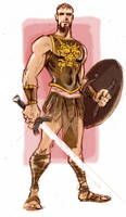 Gladiator Rage 1 (2006)