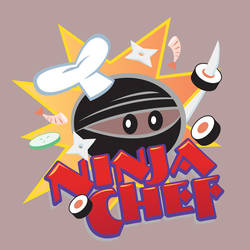 Ninja Chef (2012) by AllanAlegado