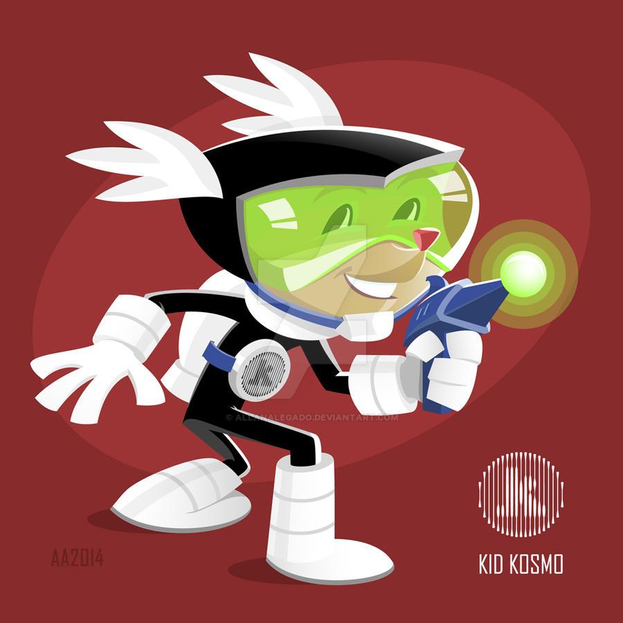 KID KOSMO! (2014) by AllanAlegado