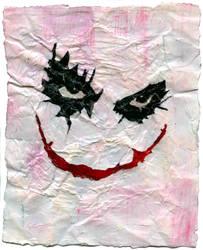 Joker, that's tearable... by jokeraddict0